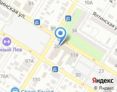 Компания Aktis на карте города