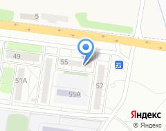 Компания Натали на карте города