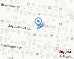 Компания Салоны мебели мечтаком на карте города
