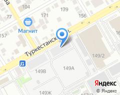 Компания ICar на карте города
