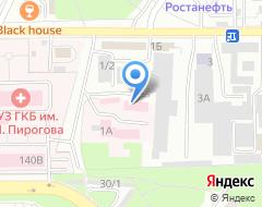 Компания Энергоресурс на карте города