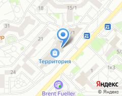 Компания Салон цифровой печати и полиграфии на карте города