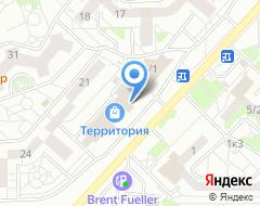 Компания Кредитно-страховой центр на карте города