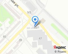 Компания Аква-Сервис на карте города