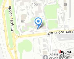 Компания Русская энергетическая компания на карте города