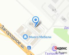 Компания Журавель-Авто на карте города