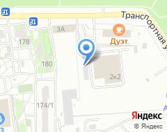 Компания ЛОНМАДИ Оренбург на карте города