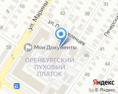 Компания Центр лабораторного анализа и технических измерений по Оренбургской области на карте города