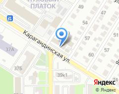Компания Дальний свет на карте города