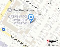 Компания Restailing на карте города
