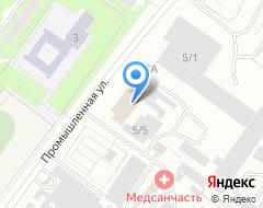 Компания Авто-Н на карте города