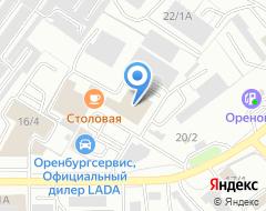 Компания АВТОСЕРВИС НА МОНТАЖНИКОВ на карте города