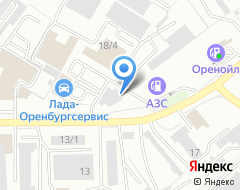 Компания СезонАвто на карте города