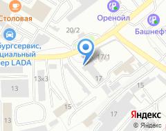 Компания РАДИОМИР на карте города