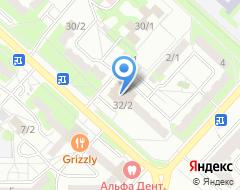 Компания Бест на карте города