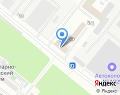 Компания ГрандШина на карте города