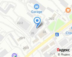 Компания At техником на карте города