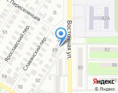Компания Империя Авто на карте города