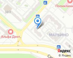 Компания ТИТАН на карте города