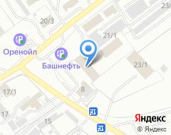 Компания Автоэксперт на карте города