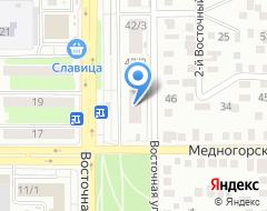 Компания АКИБАНК на карте города