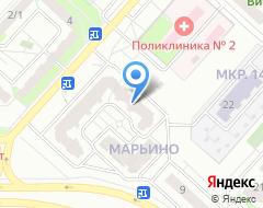 Компания ГИПРОЗЕМ на карте города
