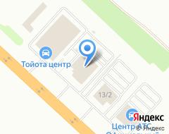 Компания Оренбург-Авто-Люкс на карте города