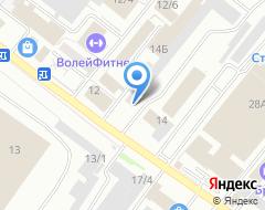 Компания Кузов-маркет на карте города