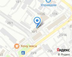 Компания Возрождение 2000 на карте города