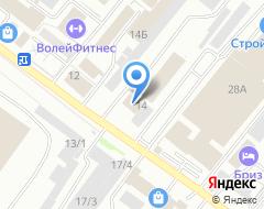 Компания DEFA на карте города