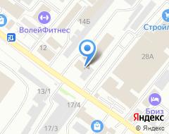Компания Флагман-Сервис на карте города