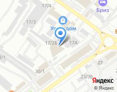 Компания Св-Авто на карте города