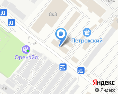 Компания Оренбург-СканСервис на карте города