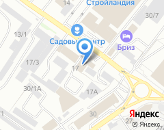 Компания Экохолдинг на карте города