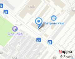 Компания Оренбургская юридическая компания на карте города