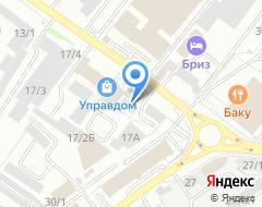 Компания КапиталАудит на карте города