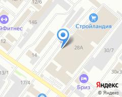 Компания Банкомат, АКБ Форштадт на карте города