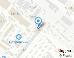 Компания БЮРО ОЦЕНКИ И ЭКСПЕРТИЗ на карте города