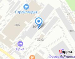 Компания ДДР ГРУПП на карте города