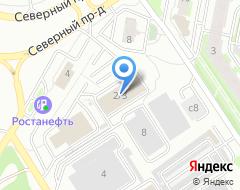Компания Евразия-Авто на карте города
