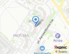 Компания СВЕТОФОР на карте города