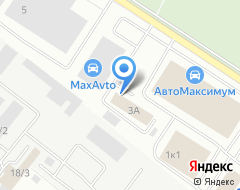 Компания АСТ-Моторс на карте города