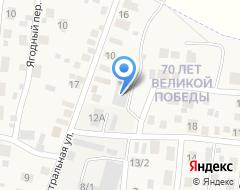 Компания Теплоавтоматика на карте города