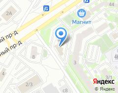 Компания Кррост на карте города