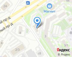 Компания Альянс строителей Оренбуржья на карте города