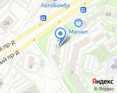 Компания Альянс проектировщиков Оренбуржья на карте города