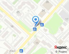 Компания ШИНОМОНТАЖ-дисконт на карте города
