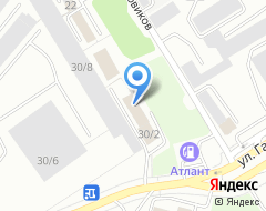 Компания Колеса даром на карте города