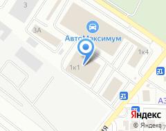 Компания Шумоff на карте города