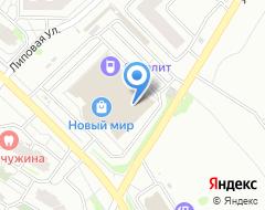Компания Галамарт на карте города